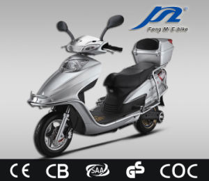Silver Color No Basket Unfoldable Electric Bicycle Made in China