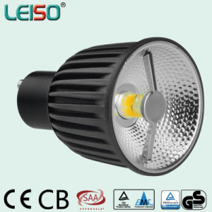 Reflector Design 6W GU10 LED Spotlight Replace 50W Halogen (J) pictures & photos