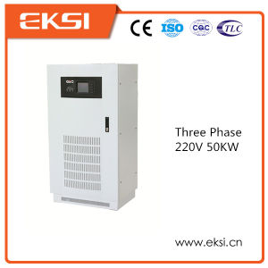 220V 50kVA Solar Inverter for Solar Power System