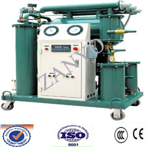 Vacuum Transformer Oil Recycling Plant
