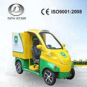 Small One Seat Mini Cargo Delivery Van