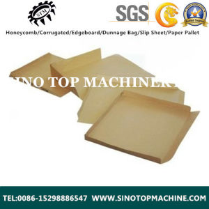 Flat Paper Board Laminating Line with Different Size pictures & photos