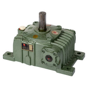 Wpa Worm Gearbox Gear Speed Reducer Transmission pictures & photos