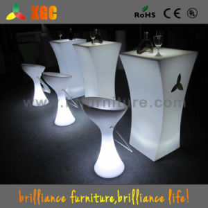 Illuminated Cocktail Table 16 Colors Changeable