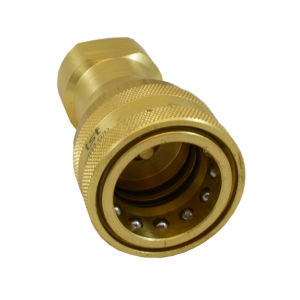 High Pressure Brass Quick Coupling, Brass Female Coupler pictures & photos