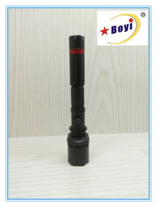 Long Range High Focus Brightest Rechargeable Flashlight Torch pictures & photos