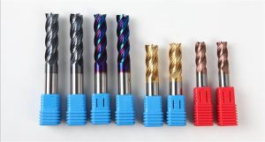 Carbide 2 Flutes End Mills for Brass pictures & photos