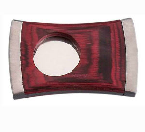 OEM New Design Wooden Cigar Cutter pictures & photos