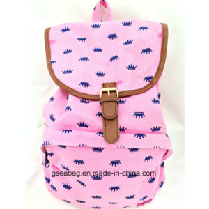 Fashion Backpack High Quality New Designed Canvas Travel Backpack (GB#20072) pictures & photos