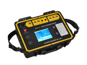 HV Circuit Breaker Tester for Dynamic Characteristic of HV Circuit Breaker pictures & photos