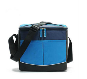 Customed Printing 600d Polyester Cooler Bag pictures & photos