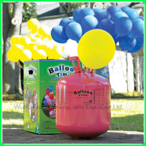 Popular Disposable Helium Gas Cylinder for Happy Time pictures & photos