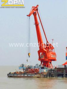 Rail Mounted Mobile Portal Crane with Competitive Price