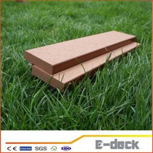 Outdoor Reclaimed Flooring Wpc Decking Interlock Composite Tiles Terrace Board