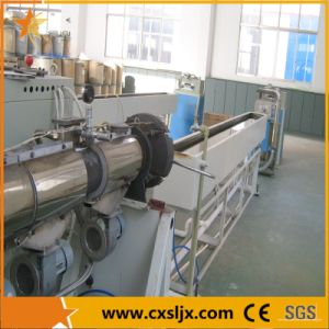 Single Screw Extruder Plastic Pelletizing Machine for PP/PE/PVC Flakes pictures & photos