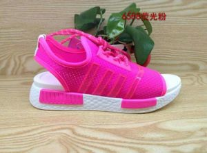 Sandal Shoes Summer Outdoor Lace-up Mesh Footwear for Kids (AKSS5) pictures & photos