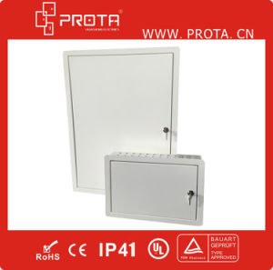 Metal Electrical Enclosure MCB Distribution Box pictures & photos