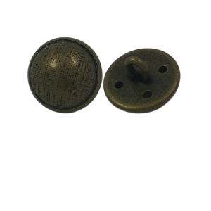 Factory Sale Custom Brass Metal Shank Button pictures & photos