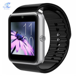 Multi-Function Bluetooth Gt08 SIM Clock Andriod Sport Smart Watch Smartwatch