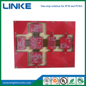 Fr4 RoHS 4 Layer Green PCB Complex Circuit Board Design and Manufacturing  with Good Price