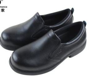 China Real Leather Kitchen Shoe, Chef