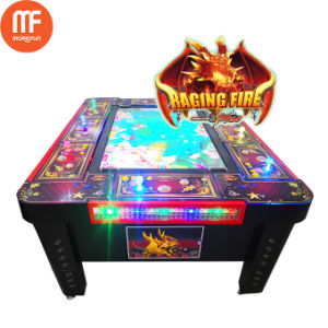 2019 Igs 8.10. Player Fish Hunter Arcade Games Machines Ocean King 3 Plus Raging Fire