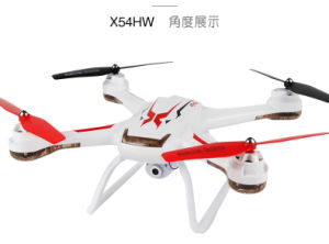 Control System Phone Display Professional RC Quadcopter with WiFi Camera