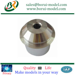 High Precision Turning Machining Aluminum Parts pictures & photos