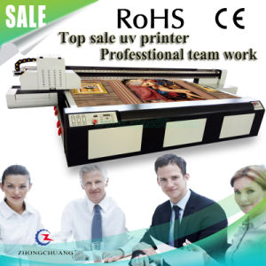 Wood Printing Machine Wide Format UV Flatbed Printer