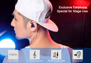 2.4GHz Professional in-Ear Digital Wireless Stage Audio Monitor System pictures & photos