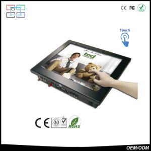 10.4 Inch All in One Panel Industrial PC Touch Kiosk pictures & photos