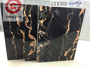 Marble PVC Sheet PVC Wall Panel for Bathroom pictures & photos