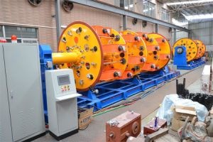 Qf-Hot Sale Planetary Type Wire and Cable Twisting Bunching Coiling Machine pictures & photos