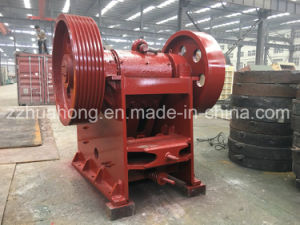 Large Capacity Jaw Crusher, PE-600*900, Big Model Rock Stone Crushed Machine pictures & photos