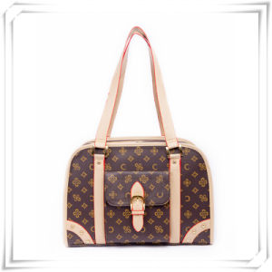 b77ad3277523 China Luxury Leather Pet Carrier Designer Dog Carrier Bags - China ...
