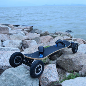 3300W Dual Motor off Road Electric Skateboard with LG Battery