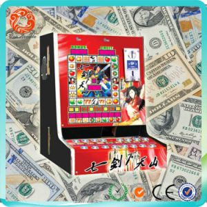 High Return Casino Games Slot Machines Fiberglass Cabinet Factory pictures & photos