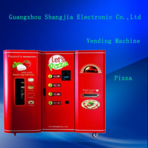 Fresh Pizza Vending Machine Supplier