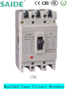 Cm1 Series Moulded Case Circuit Breaker/MCCB pictures & photos