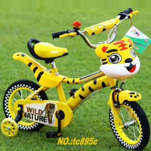 Yellow Lovely Tiger Kids Bike/Baby Toys pictures & photos