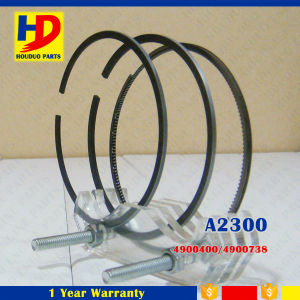 A2300 Diesel Engine Piston Ring Kit for Cummins Dongfeng Parts (4900738 4900400) pictures & photos