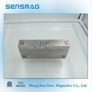 Manufacture Customized Cast Permanent AlNiCo Block Magnet for Motor pictures & photos