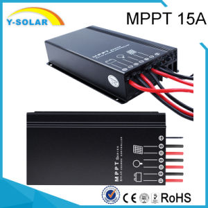 15A MPPT 12V/24V Waterproof-IP67 Mode Solar Controller Sm1575