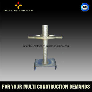 Ring Lock Scaffold U-Head Jack pictures & photos