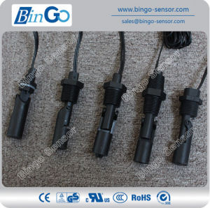 Black PP Horizontal Electrical Water Level Control Float Switch for Drink Water pictures & photos