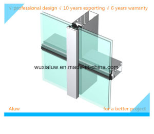 High Quality Frame Supported Curtain Wall