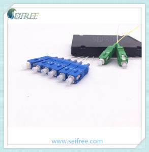 Pon Splitter OEM Type 2*6 Sm Fused with Sc/Upc pictures & photos