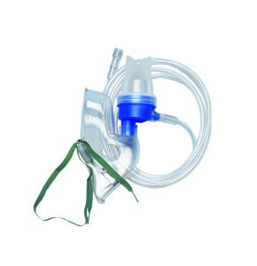 Medical Oxygen Mask with Nebulizer Bottle pictures & photos