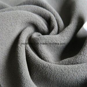 Bonding Micro Fleece with Two Sides Antipilling pictures & photos