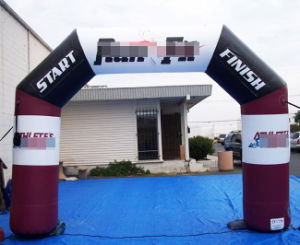 Racing Inflatable Arch Inflatable Gate for Outdoor